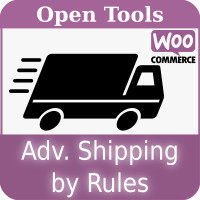 OpenTools AdvancedShippingByRules WooCommerce Logo 200x200